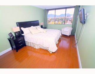 "Photo 5: 1802 2020 BELLWOOD Avenue in Burnaby: Brentwood Park Condo  in ""VANTAGE POINT TOWER 1"" (Burnaby North)  : MLS®# V796330"