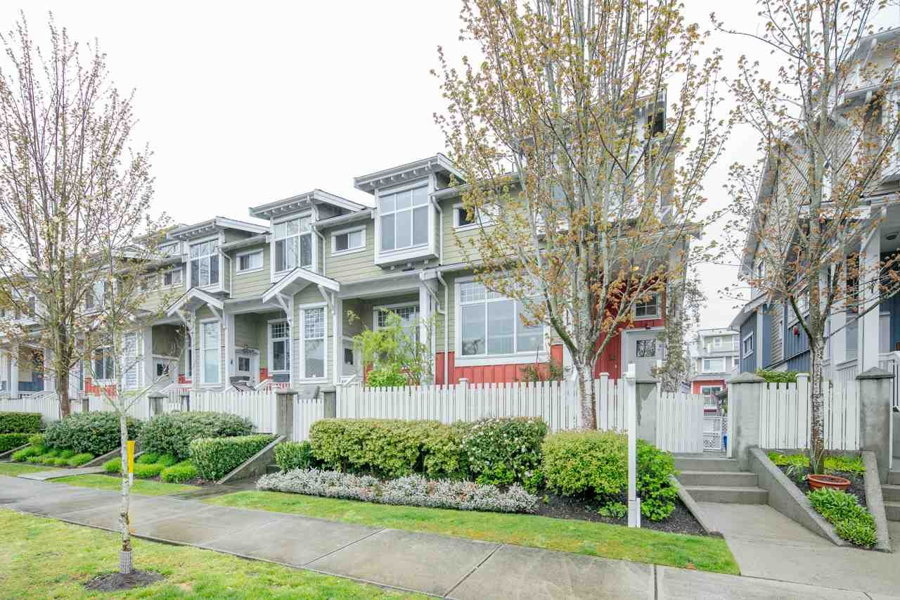 Main Photo: 13 12333 ENGLISH AVENUE in Richmond: Steveston South Townhouse for sale : MLS®# R2468672