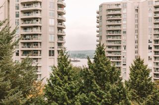 """Photo 24: 407 225 FRANCIS Way in New Westminster: Fraserview NW Condo for sale in """"THE WHITTAKER"""" : MLS®# R2621652"""