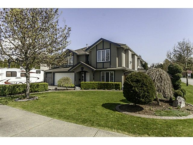 Main Photo: 12736 228TH ST in Maple Ridge: East Central House for sale : MLS®# V1115803