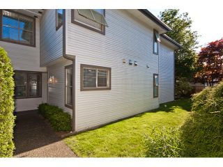 """Photo 14: 36 19160 119TH Avenue in Pitt Meadows: Central Meadows Townhouse for sale in """"WINDSOR OAK"""" : MLS®# V898835"""