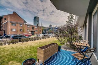 Photo 14: 102 1027 Cameron Avenue SW in Calgary: Lower Mount Royal Apartment for sale : MLS®# A1058522