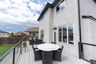 Photo 45: 43 Birch Point Place in Winnipeg: South Pointe Residential for sale (1R)  : MLS®# 202114638