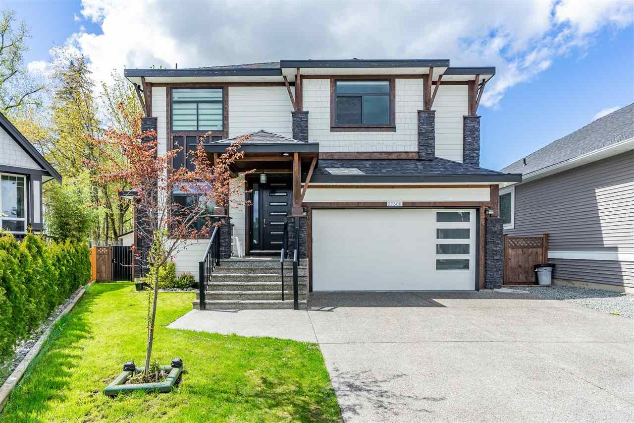 Main Photo: 27600 RAILCAR Crescent in Abbotsford: Aberdeen House for sale : MLS®# R2363166