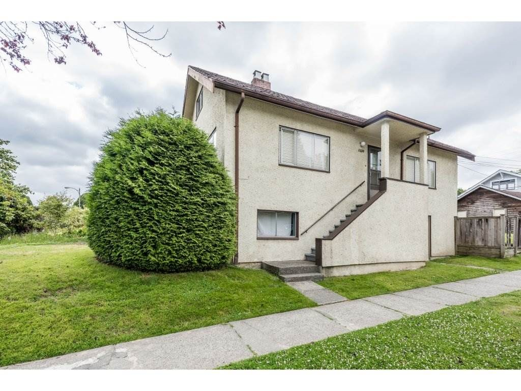 """Main Photo: 3330 MANITOBA Street in Vancouver: Cambie House for sale in """"CAMBIE VILLAGE"""" (Vancouver West)  : MLS®# R2183325"""