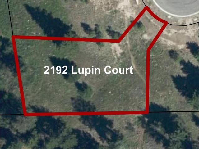 Main Photo: 2192 LUPIN COURT in Kamloops: Juniper Heights Lots/Acreage for sale : MLS®# 163824