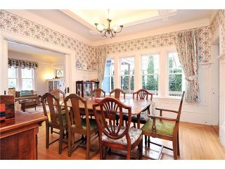 """Photo 4: 2249 W 35TH Avenue in Vancouver: Quilchena House for sale in """"KERRISDALE/QUILCHENA"""" (Vancouver West)  : MLS®# V927101"""