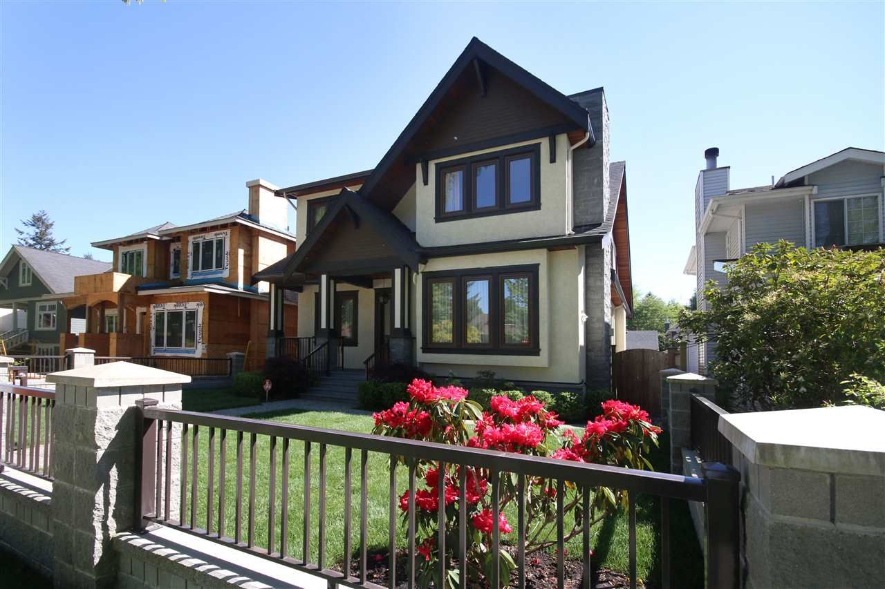 Main Photo: 2766 W 38TH Avenue in Vancouver: Kerrisdale House for sale (Vancouver West)  : MLS®# R2062706