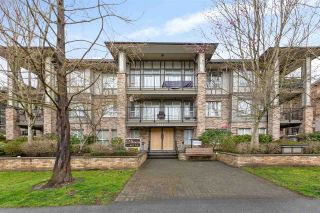 "Main Photo: 313 8717 160 Street in Surrey: Fleetwood Tynehead Condo for sale in ""Vernazza"" : MLS®# R2563920"