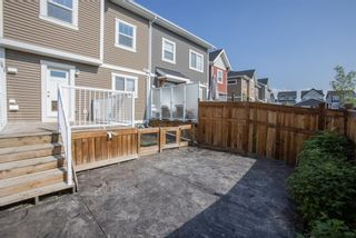 Photo 34: 122 Sunset Road: Cochrane Row/Townhouse for sale : MLS®# A1127717