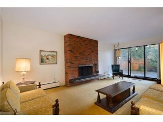 """Photo 2: 105 1235 W 15TH Avenue in Vancouver: Fairview VW Condo for sale in """"THE SHAUGHNESSY"""" (Vancouver West)  : MLS®# V920886"""