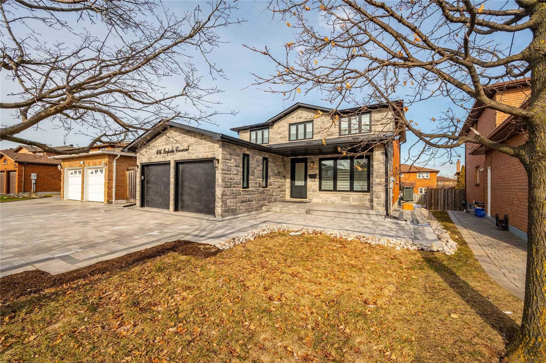 Main Photo: 106 Impala Crescent in Vaughan: West Woodbridge House (2-Storey) for sale : MLS®# N5094885