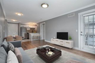 """Photo 8: 416 17769 57 Avenue in Surrey: Cloverdale BC Condo for sale in """"CLOVER DOWNS ESTATES"""" (Cloverdale)  : MLS®# R2601753"""