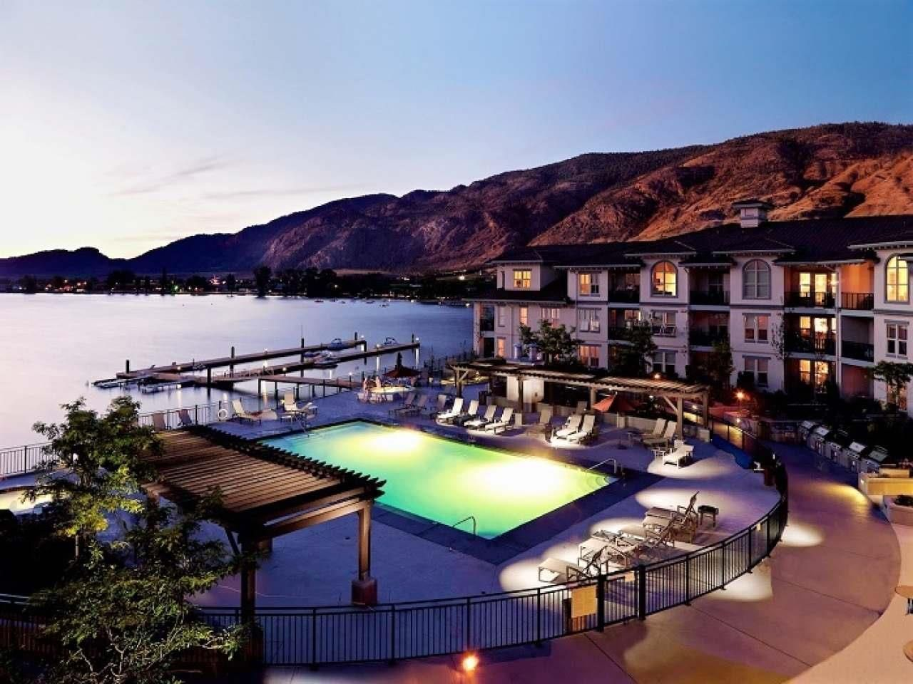 Main Photo: #107 4200 LAKESHORE Drive, in Osoyoos: House for sale : MLS®# 190346