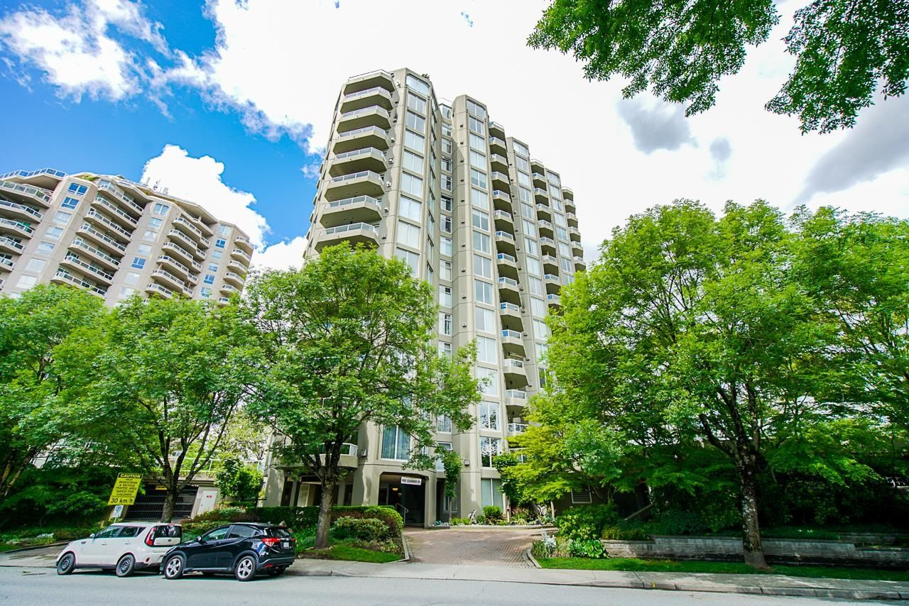 """Main Photo: 606 1135 QUAYSIDE Drive in New Westminster: Quay Condo for sale in """"Anchor Pointe"""" : MLS®# R2619556"""