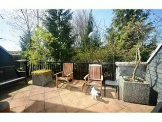 Photo 5: 4 227 E 11TH Street in North Vancouver: Central Lonsdale Townhouse for sale : MLS®# V1001342