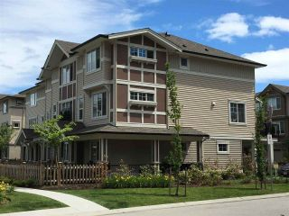 """Photo 1: 48 10151 240 Street in Maple Ridge: Albion Townhouse for sale in """"ALBION STATION"""" : MLS®# R2182569"""