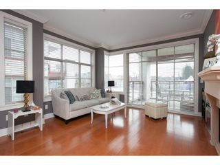 """Photo 2: 208 16421 64 Avenue in Surrey: Cloverdale BC Condo for sale in """"St. Andrews at Northview"""" (Cloverdale)  : MLS®# R2041452"""