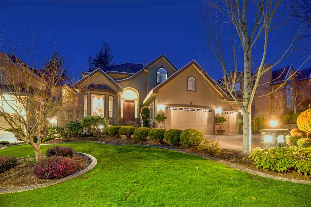 """Main Photo: 1750 HAMPTON Drive in Coquitlam: Westwood Plateau House for sale in """"HAMPTON ON THE GREEN"""" : MLS®# R2565879"""