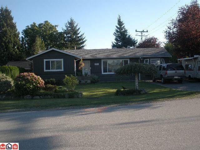 Main Photo: 15410 17A Avenue in Surrey: King George Corridor House for sale (South Surrey White Rock)  : MLS®# F1026772