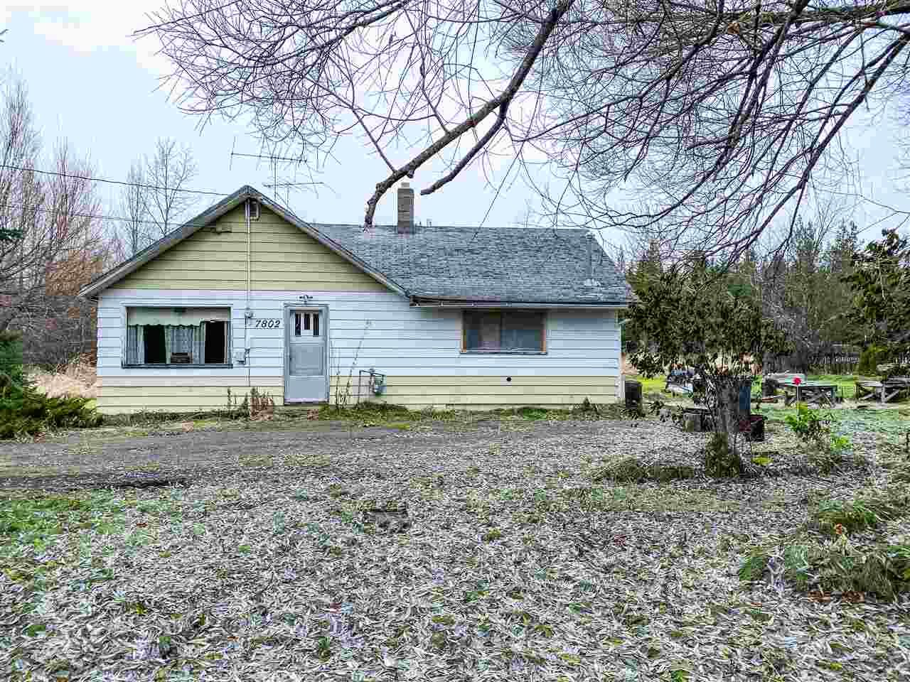 Main Photo: 7802 GISCOME Road in Prince George: North Blackburn House for sale (PG City South East (Zone 75))  : MLS®# R2515369