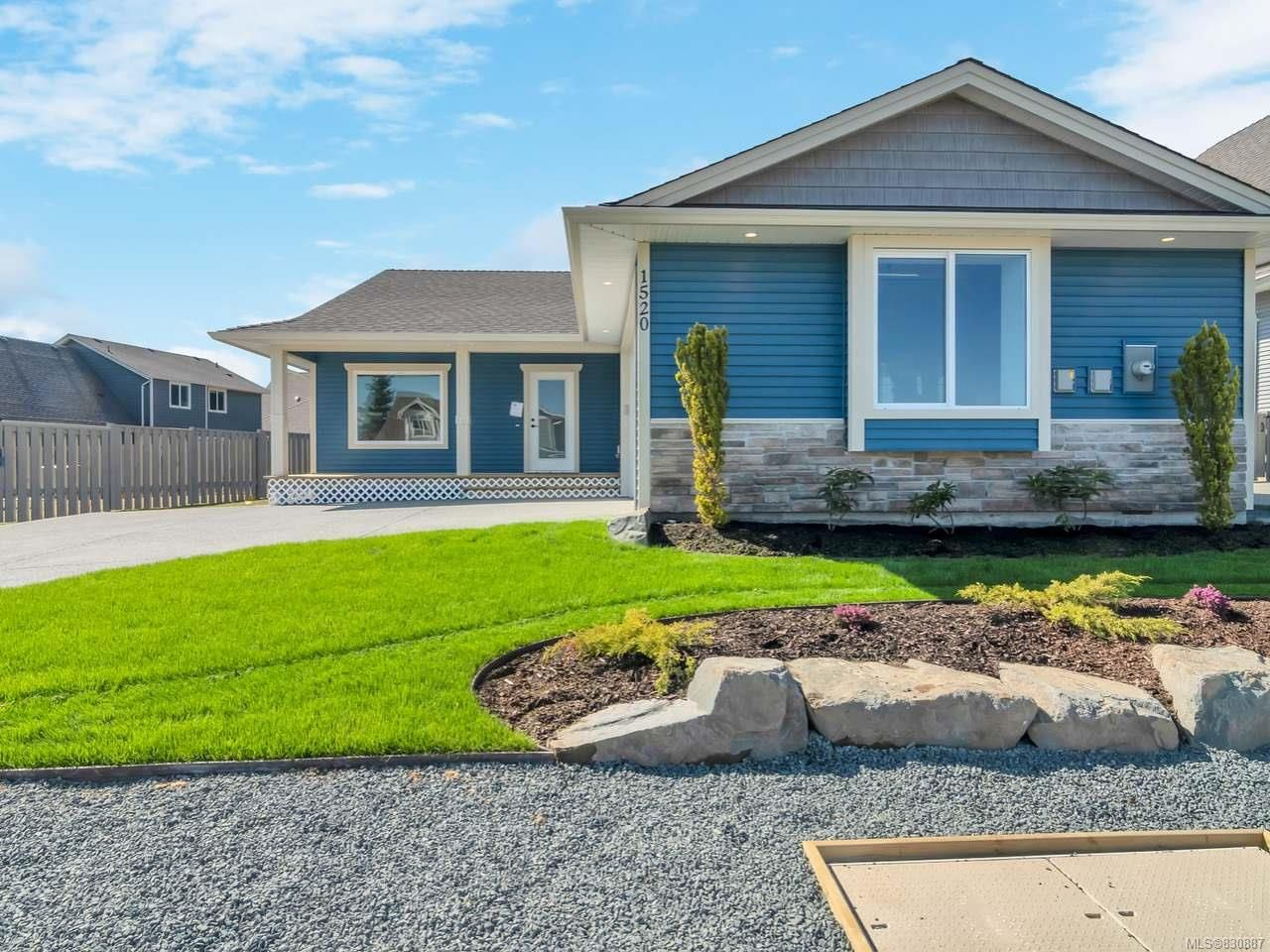 Main Photo: 1520 Prentice Rd in CAMPBELL RIVER: CR Campbell River West House for sale (Campbell River)  : MLS®# 830887