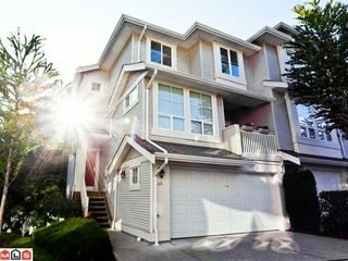 "Photo 1: 68 14952 58TH Avenue in Surrey: Sullivan Station Townhouse for sale in ""HIGHBRAE"" : MLS®# F1116716"