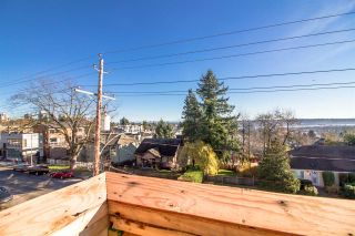 "Photo 12: 4 1211 EIGHTH Avenue in New Westminster: West End NW Townhouse for sale in ""Elina on Eighth"" : MLS®# R2522766"