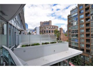 """Photo 14: 510 833 HOMER Street in Vancouver: Downtown VW Condo for sale in """"ATELIER"""" (Vancouver West)  : MLS®# V1133571"""