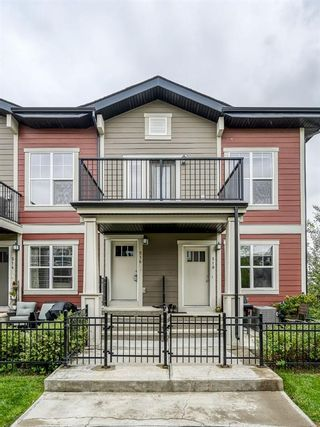 Photo 1: 516 Cranford Walk SE in Calgary: Cranston Row/Townhouse for sale : MLS®# A1141476
