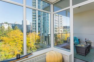 """Photo 8: 512 135 W 2ND Street in North Vancouver: Lower Lonsdale Condo for sale in """"CAPSTONE"""" : MLS®# R2212509"""
