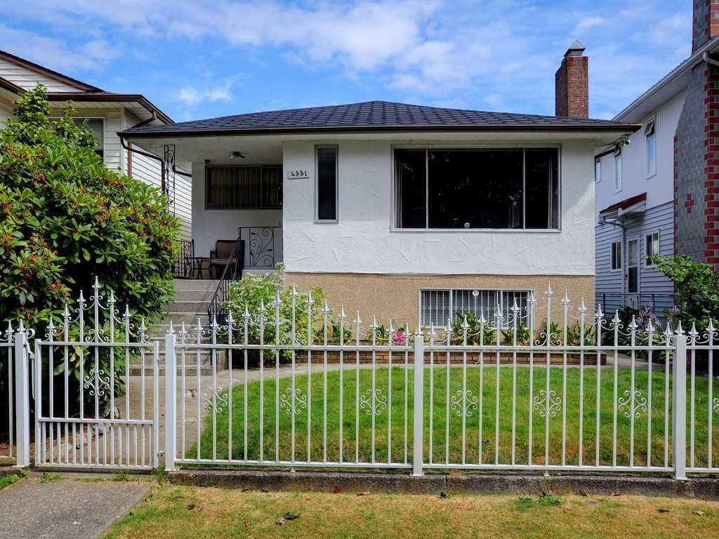 Main Photo: 4331 VENABLES STREET in Burnaby: Willingdon Heights House for sale (Burnaby North)  : MLS®# R2186818