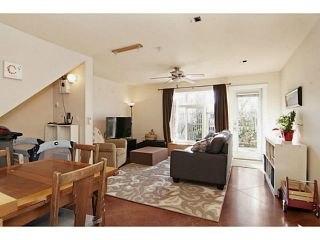 Photo 8: 112 4272 ALBERT Street in Burnaby: Vancouver Heights Townhouse for sale (Burnaby North)  : MLS®# V1045828