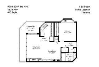 Photo 19: 203 2287 W 3RD Avenue in Vancouver: Kitsilano Condo for sale (Vancouver West)  : MLS®# R2320768