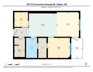 Photo 31: 1327 76 Cornerstone Passage NE in Calgary: Cornerstone Apartment for sale : MLS®# A1153671
