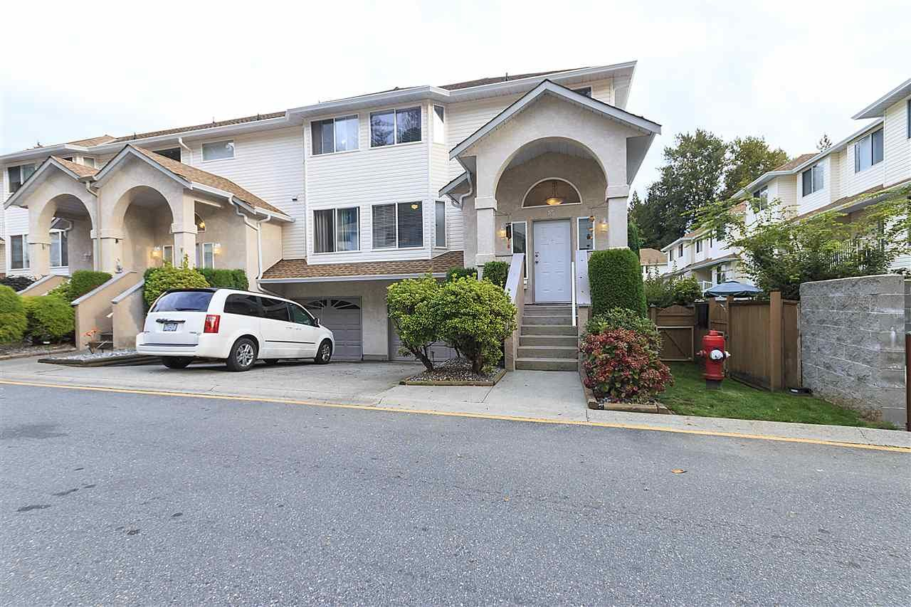 "Main Photo: 55 32339 7TH Avenue in Mission: Mission BC Townhouse for sale in ""CEDARBROOKE ESTATES"" : MLS®# R2114585"
