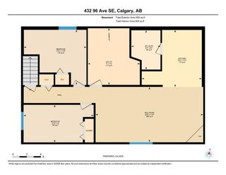 Photo 32: 432 96 Avenue SE in Calgary: Acadia Detached for sale : MLS®# A1045467