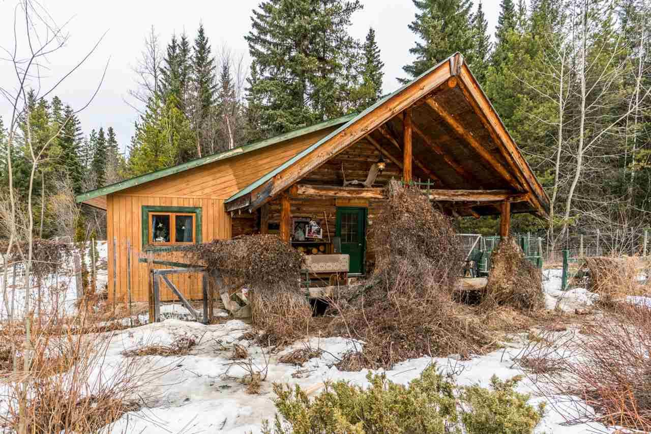 "Main Photo: 14060 BIG FIR Road in Prince George: Beaverley House for sale in ""BEAVERLEY"" (PG Rural West (Zone 77))  : MLS®# R2554481"