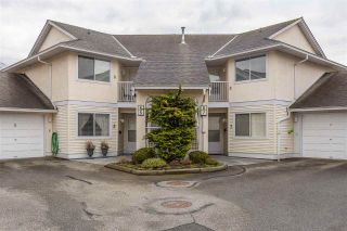 """Photo 1: 8 2475 EMERSON Street in Abbotsford: Abbotsford West Townhouse for sale in """"Emerson Park Estates"""" : MLS®# R2333623"""