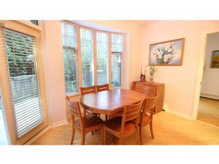 "Photo 8: # 53 5880 HAMPTON PL in Vancouver: University VW Townhouse for sale in ""THAMES COURT"" (Vancouver West)  : MLS®# V1029520"