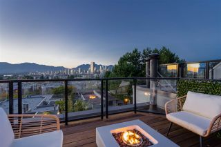 Photo 18: 1337 W 8TH AVENUE in Vancouver: Fairview VW Townhouse for sale (Vancouver West)  : MLS®# R2509754