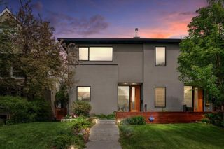 Main Photo: 3802 1A Street SW in Calgary: Parkhill Semi Detached for sale : MLS®# C4254250