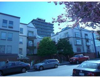 """Photo 1: 203 910 W 8TH Avenue in Vancouver: Fairview VW Condo for sale in """"THE RHAPSODY"""" (Vancouver West)  : MLS®# V765056"""