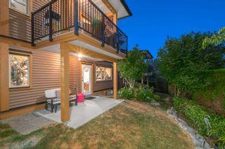 "Photo 29: 81 24185 106B Avenue in Maple Ridge: Albion Townhouse for sale in ""TRAILS EDGE"" : MLS®# R2607094"