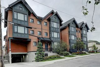 Photo 45: 303 1818 14A Street SW in Calgary: Bankview Row/Townhouse for sale : MLS®# C4303563
