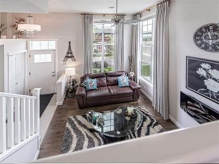 Photo 6: 105 CRANFORD Walk/Walkway SE in Calgary: Cranston House for sale : MLS®# C4087729