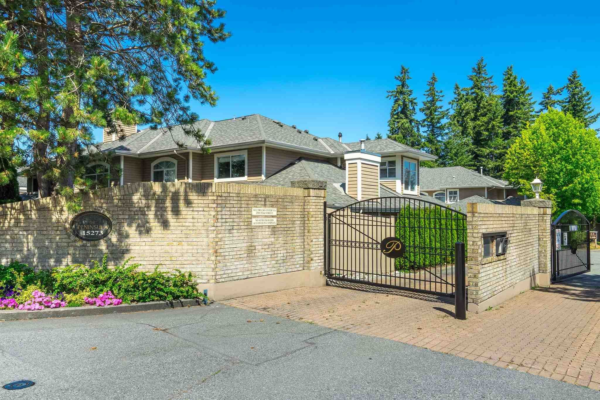 Main Photo: 38 15273 24 AVENUE in Surrey: King George Corridor Townhouse for sale (South Surrey White Rock)  : MLS®# R2604630