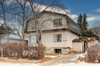 Photo 1: 4624 22 Avenue NW in Calgary: Montgomery Detached for sale : MLS®# A1055200