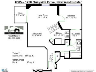 """Photo 2: 508 680 CLARKSON Street in New Westminster: Downtown NW Condo for sale in """"THE CLARKSON"""" : MLS®# V1040925"""