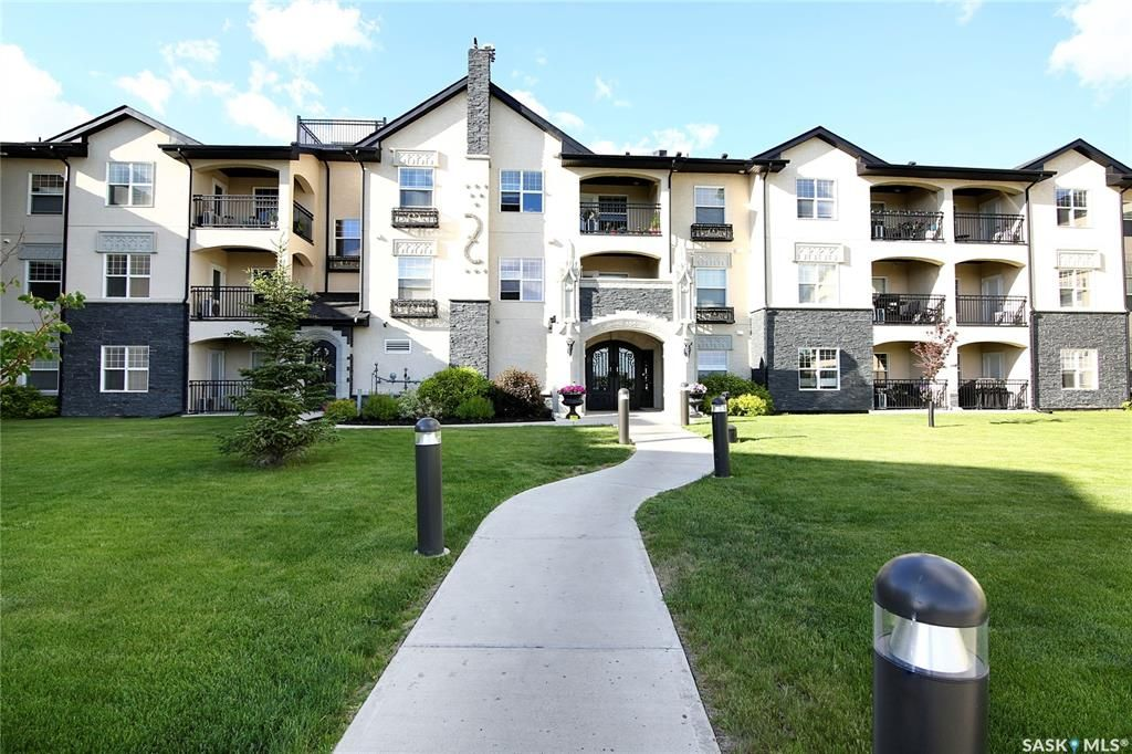 Main Photo: 117 1545 Neville Drive in Regina: East Pointe Estates Residential for sale : MLS®# SK860778